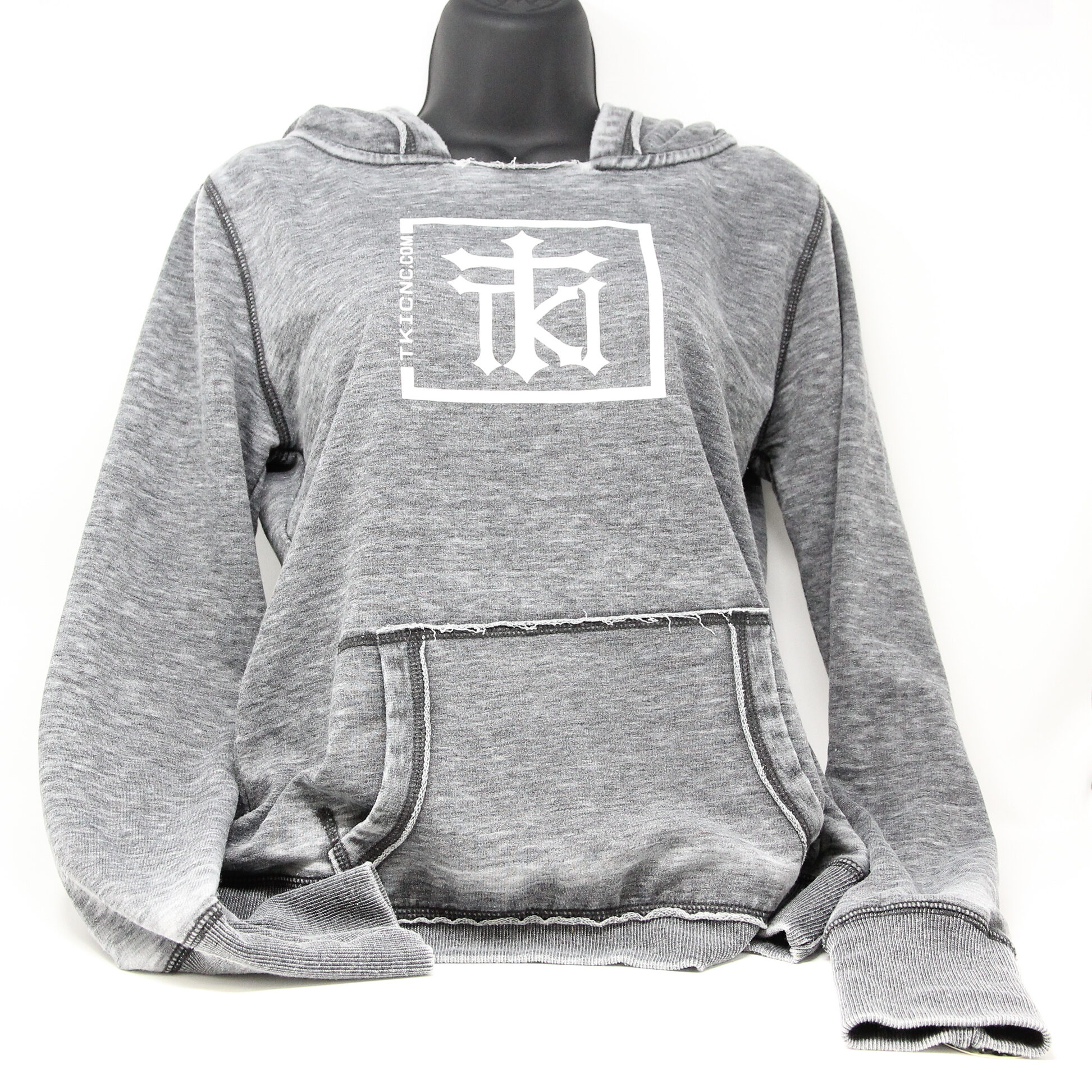 TKI ZEN Logo Hoodie